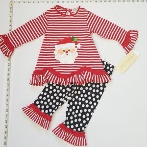NWT Most Adorable Christmas Outfit!
